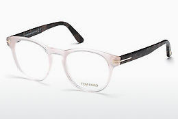 Gafas de diseño Tom Ford FT5426 072 - Oro, Rosa