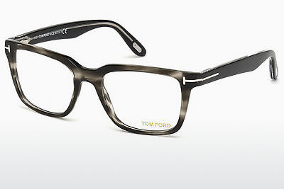 Gafas de diseño Tom Ford FT5304 093 - Verdes, Bright, Shiny