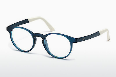 Gafas de diseño Web Eyewear WE5186 091 - Azules, Matt