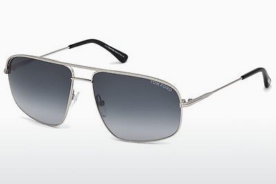 Gafas de visión Tom Ford FT0467 17W - Grises, Matt, Palladium