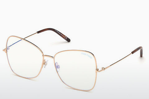Gafas de diseño Tom Ford FT5571-B 028